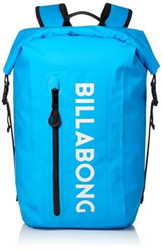 Billabong (ビラボン) - [ビラボン] リュック 17L (ターポリン 防水) [ AI011-953/WET ROLL RUCKSACK 17L ] おしゃれ バッグ [ユニセックス] AI011-953 SAX SAX_サックス